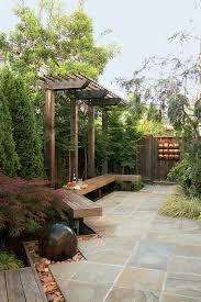 backyard walkway ideas 49 landscaping ideas with stone sunset magazine