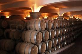 barrel basement wine enologie cask cellar enology inox