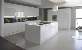 meuble cuisine blanc laqué cuisine beige laque destiné à meuble cuisine blanc laqué