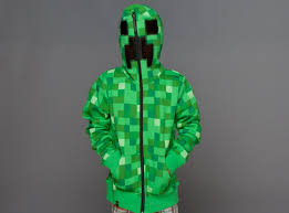 creeper costume minecraft creeper costume hoodie youth size