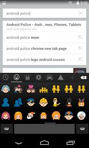 keyboard emojis for android apk keyboard 2 0 from android 4 4 with space