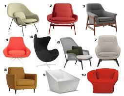 armchair modern get comfy 10 cozy modern armchairs design milk