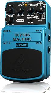 amazon com behringer reverb machine rv600 musical instruments