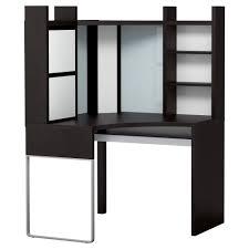 Corner Computer Armoire Ikea by Ikea Hemnes Hoekbureau Witgebeitst Massief Hout Is Een
