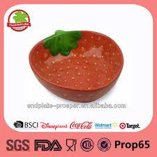 decorative ceramic fruit strawberry shape bowl buy strawberry