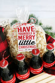 gift basket themes coca cola christmas gift basket idea free printable tags