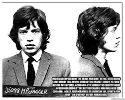 Keith Richards Memes - mick jagger posed for the above mug shot in 1967 after being