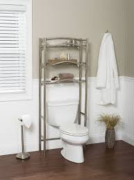 Bathroom Over Toilet Storage Toilet Furniture Sets Over The Toilet Shelf Chrome Over The