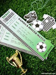 soccer party ideas best 25 soccer birthday ideas on soccer party