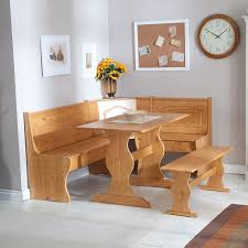 kitchen table sets with bench l shaped kitchen bench table home