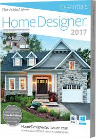 chief architect home designer essentials 2017 pc mac software