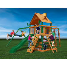 appealing wooden swing sets clearance metal playsets toys r us