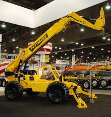 forklifts come out in droves at the world of concrete lift and