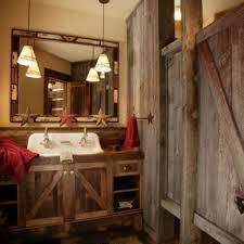 rustic bathroom design tips