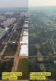 picture of inauguration crowd new national park service photos prove obama u0027s inauguration crowd