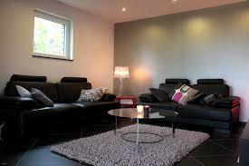 peinture pour canapé cuir canapé cuir gris design unique peinture moderne salon avec marron 28