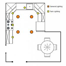 lighting design kitchen kitchen lighting design layout recessed recessedlighting set plan