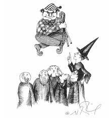 jk rowling original sketches reveal how harry potter characters