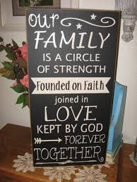 family wood sign home decor family signwood family signblended familygallery