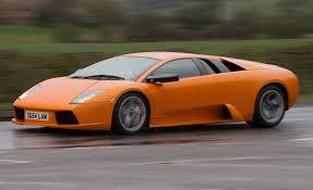 Lamborghini Murcielago Orange - long range bull driving a 250 000 mile lamborghini murcielago