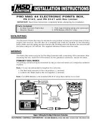 msd ignition wiring diagrams 7531 wiring diagram weick