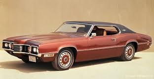1970 ford thunderbird paint codes