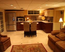 small basement kitchen ideas web rattan bar stools french door refrigerator small basement