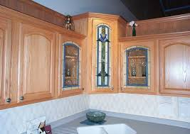 horizontal kitchen wall cabinet with glass door wall decoration
