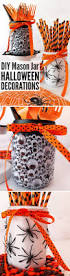 halloween mason jar crafts 30 easy and creative ways to decorate your home with mason jars