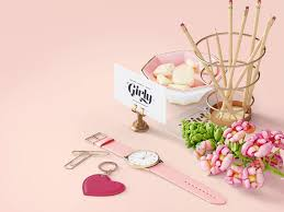 cuisine girly girly branding psd mockup mockupsq