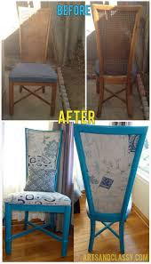 Reupholster Armchair Diy Curb Alert Do It Yourself Wooden Chair Tutorial Chair Makeover