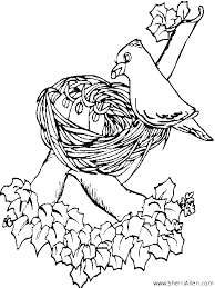 free seasonal coloring pages sherriallen