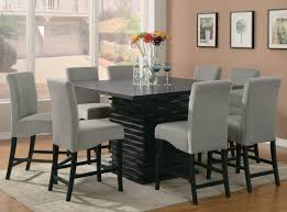 Perfect Dining Room Chairs Fabric Chair In Decorating - Grey fabric dining room chairs