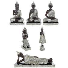 silver buddha ebay