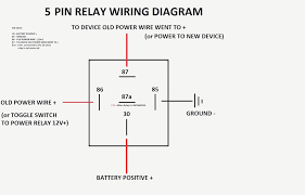charming 8 pin relay base wiring diagram ideas wiring diagram