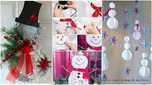 snowman decorations that will bring the and in your