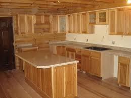 Kitchens With Hickory Cabinets Furniture Dark Wilsonart Laminate Countertops And Cook Sets With