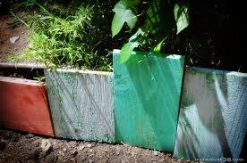 creative garden edging ideas imanada diy pdf ridge busch gardens