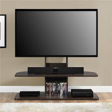 tv cabinet for 65 inch tv ameriwood home galaxy dark walnut brown 65 inch tv stand with