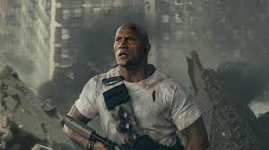 rampage dwayne johnson stars in the first photos news movies