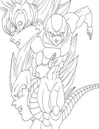 vegeta coloring pages hd wallpapers dragon ball z cooler coloring pages fut eiftcom press