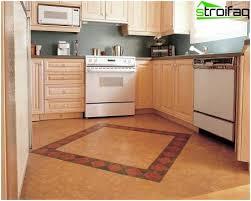 plancher cuisine le plancher de liège dans la cuisine une option pratique respectable