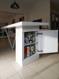 faire un ilot de cuisine construire ilot central cuisine trendy dcoration ilot de cuisine