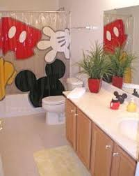 Mickey Mouse Bathroom Accessory Set Best 25 Mickey Bathroom Ideas On Pinterest Disney Bathroom