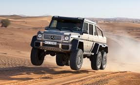 lifted mercedes truck mercedes benz g63 amg 6x6 prototype drive u2013 review u2013 car and driver