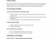 Examples Of Teen Resumes by Download Secretary Objective For Resume Examples