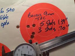 Barnes Tac Xpd 45 Acp Ammo Test Barnes Barnes Tac Xpd 9mm P Gunsamerica Digest