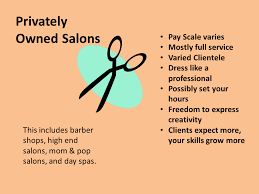 hair stylist salary 2014 start your beauty career in the perfect spot for you