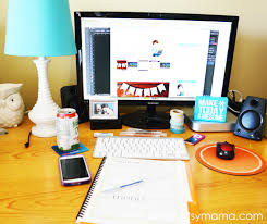 Desk Organizing Desk Organization Tips And Tricks Artsy Fartsy