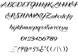 6 cool script fonts images cursive tattoo font styles cool